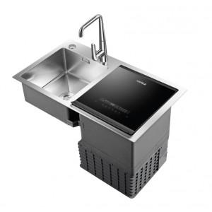 Chậu kết hợp máy rửa bát Hafele HDW-SD90A 539.20.530 chống rò rỉ nước và điện