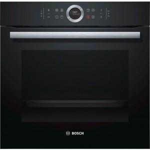 Lò nướng Bosch HBG633BB1B nướng 4D Hot Air