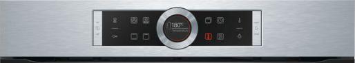 Lò nướng Bosch HMH.HBG633BS1A Serie 8 cùng chương trình đặt biệt: 4D hot-air Eco