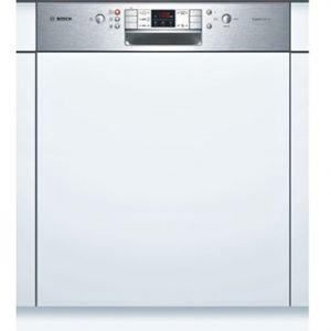 Máy rửa bát Bosch HMH.SMI53M75EU Thay đổi chiều cao khay chứa