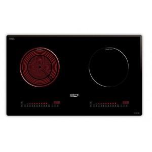 Bếp điện từ Chefs EH MIX343 kính Schott Ceran vát cạnh