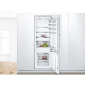 Tủ lạnh Bosch HMH.KIS87AF3O Thiết kế âm tủ
