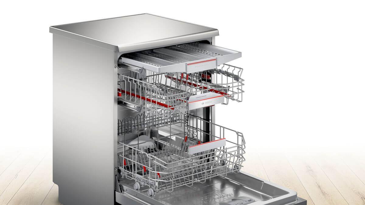 Máy rửa bát Bosch SMS6ZCI42E 8 chương trình rửa