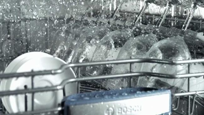 Máy rửa bát Bosch SMI6ZCS07E Công nghệ sấy Zeolith®